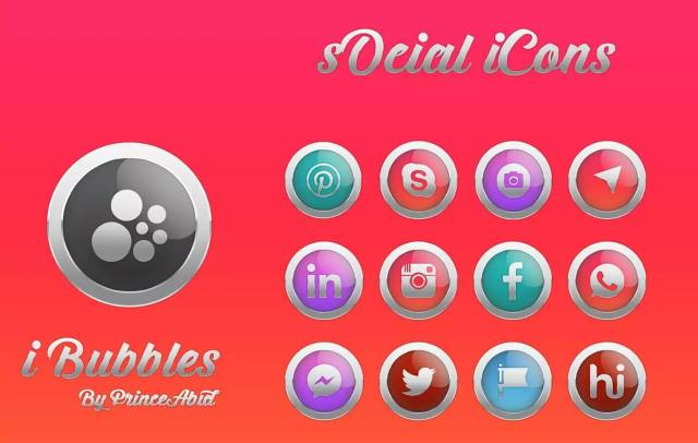 iBubbles icon pack-1
