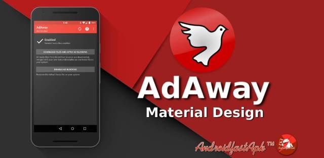 AdAway Material Mod
