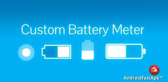 Custom Battery Meter