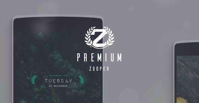 ptemium-zooper-widget