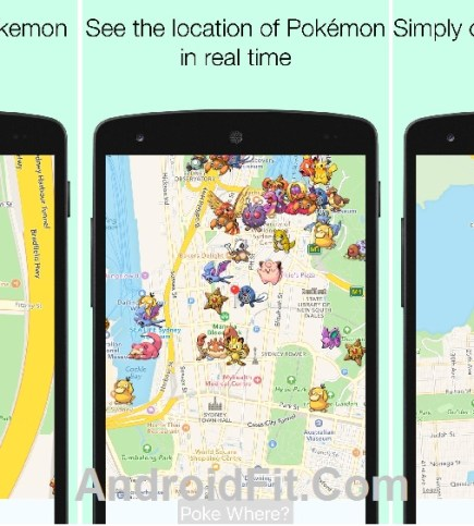 PokeSniper APK! – Catch Rare Pokemons without Soft Ban