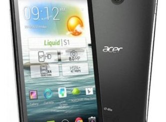 The newest handset powered by ACER-Liquid S1(Android 4.2 Jelly Bean)The newest handset powered by ACER-Liquid S1(Android 4.2 Jelly Bean)