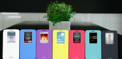 LG G2 QUICKWINDOW Case