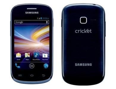 Samsung Cricket