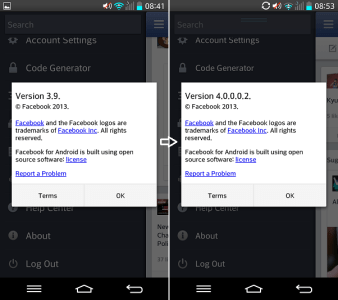 Facebook 4.0 Update Key Features Explained