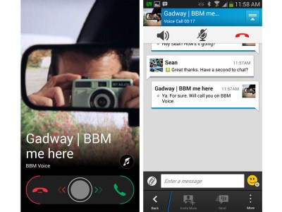 BBM feature updated in 2014