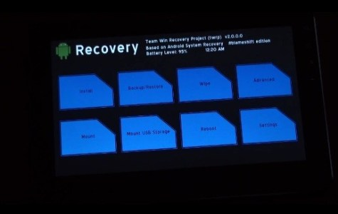 CWM Recovery vs TWRP Recovery