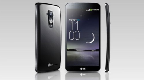 LG G Flex to reach asian Markets