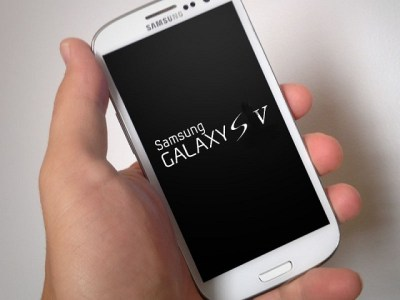 Samsung Galaxy S5 released in April 2014