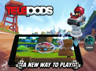 Angry Birds Go Available Now on Google Play