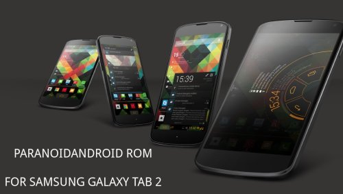 Update Galaxy Tab 2 7.0 to Android 4.4.2 with ParanoidAndroid Firmware