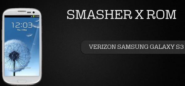 Update Verizon Galaxy S3 with Android 4.4 based Smasher X ROM