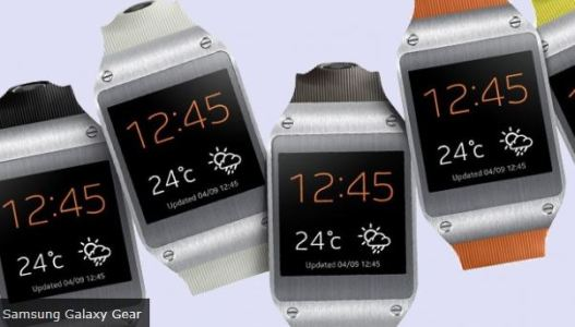 Galaxy Gear 2 Expected with Almighty S5