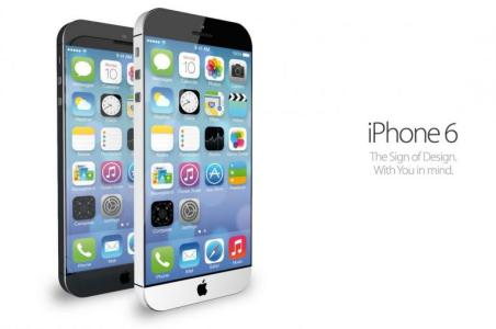 iPhone 6 To Come with a Bigger Screen