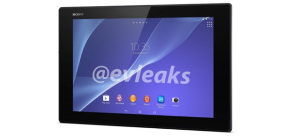 Leaked Sony Xperia Z2 - Specs and Photos