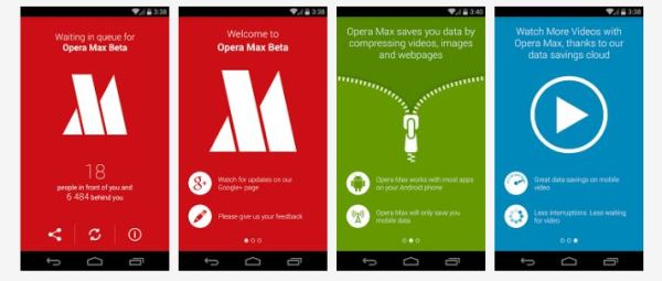 Opera Max Beta Cuts Off Heavy Bandwidth Data Usage for Android Apps