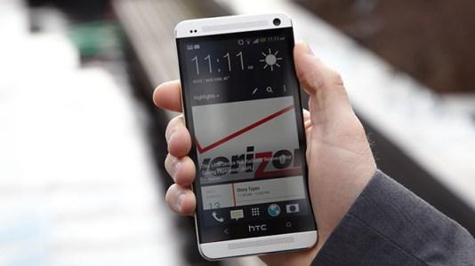 Verizon HTC One – Updated to KitKat