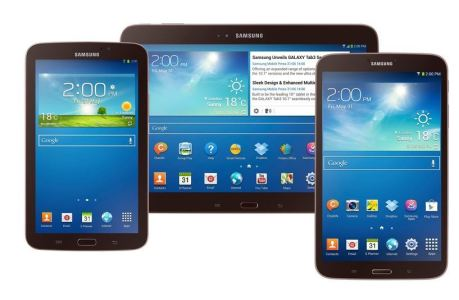 Samsung Targets to Become World Tablet Leader by 2015