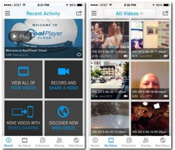 RealPlayer Cloud Released Worldwide with Video Share