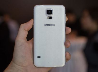 AT&T to Roll Out Samsung Galaxy S5 in April