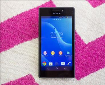 MWC: Sony Xperia M2 – Waterproof and Inexpensive Android Smartphone