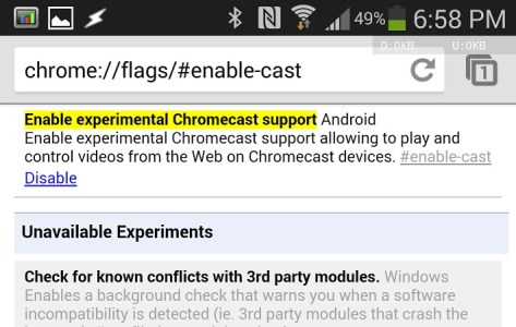 Chromecast Compatibility for YouTube Videos