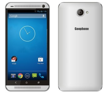 GooPhone Announces New M8 Copycat