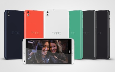 HTC Desire 816 and Desire 610 - Prices Revealed in Europe