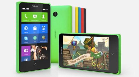 Nokia X Gets Hacked