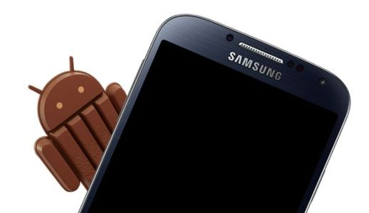 Rogers Galaxy S4 Updated to KitKat