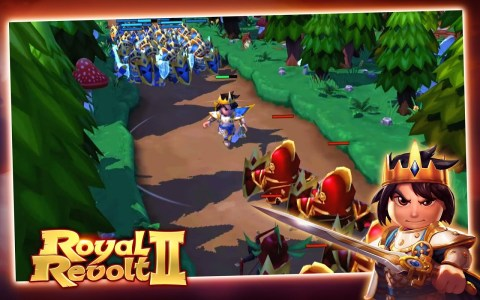 Royal Revolt 2 Now Available for Android Devices