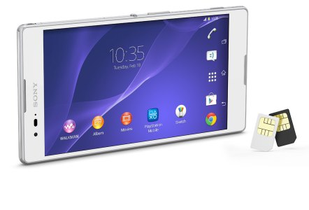 Xperia T2 Ultra Dual To Hit Russia by the end of March