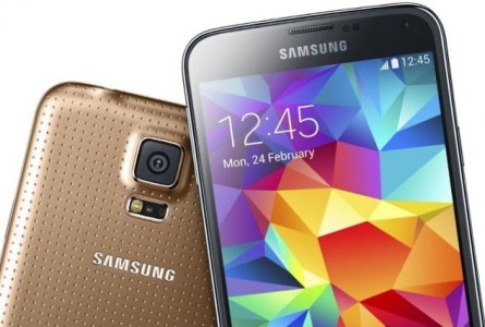 Vodafone Gets Priority on the Gold Galaxy S5 in the UK
