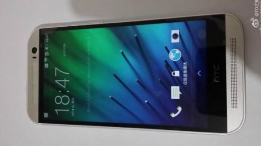 HTC One 2014 Leaked in Images and Video