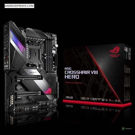ASUS ROG X570 Crosshair VIII Hero Best Motherboard For Ryzen 9 3900X