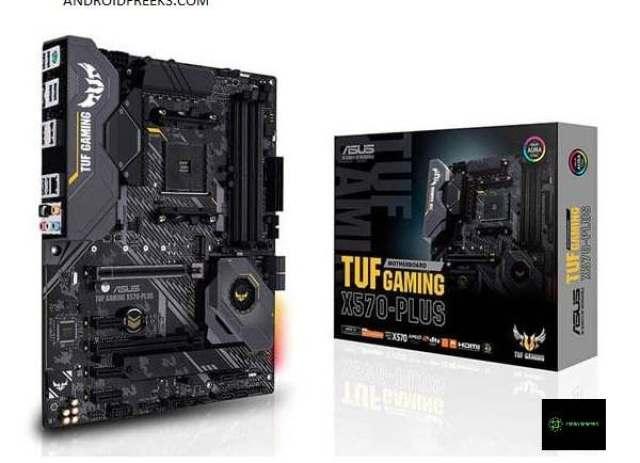 ASUS TUF Gaming X570-Plus Best Motherboard For Ryzen 9 3900X