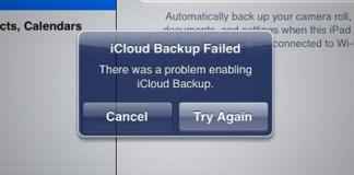 iCloud Backup