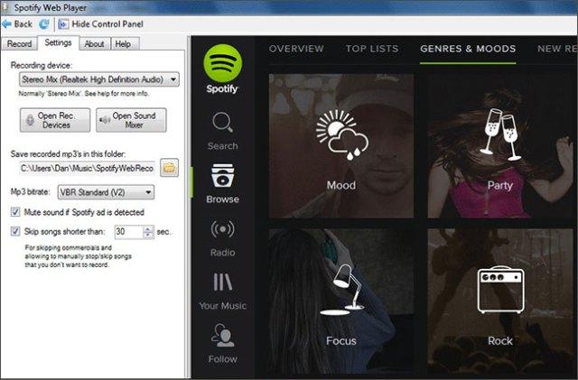 Spotify Web - The Best Spotify Downloader Online