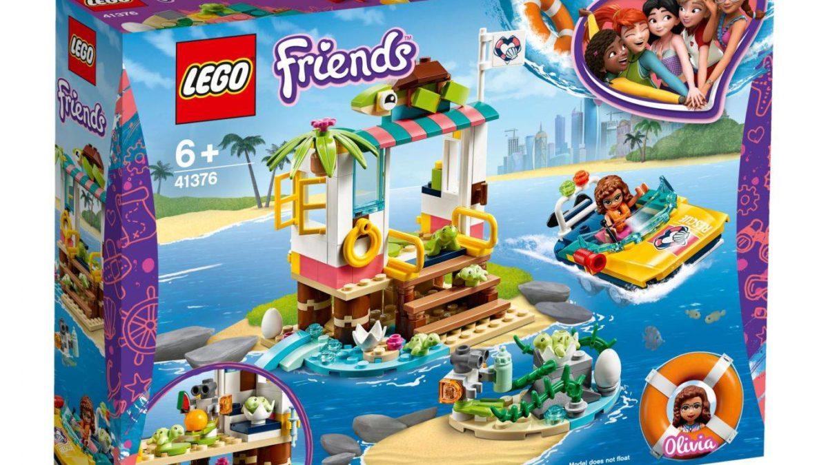 lego friends les amis de la mer les