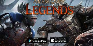 arcane quest legends