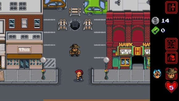 Stranger Things The Game - gra RPG na androida