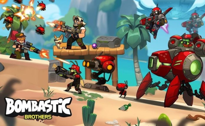 Bombastic Brothers Gry Android