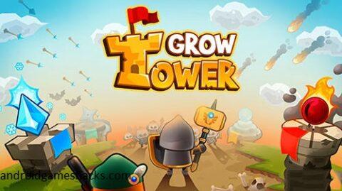 grow tower casstle defender