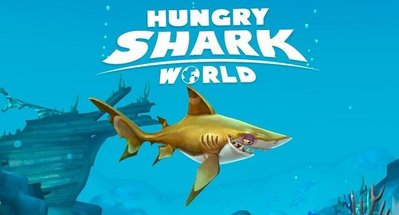 hungry shark world hack APK Game MOD Android APK+OBB