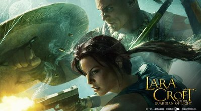Lara Croft Guardian of Light APK