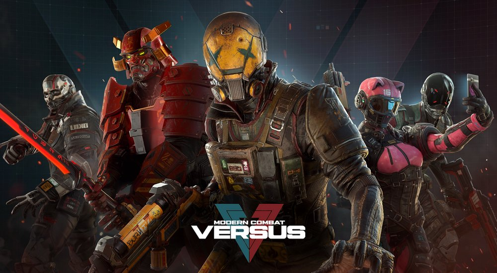 Modern Combat Versus Android