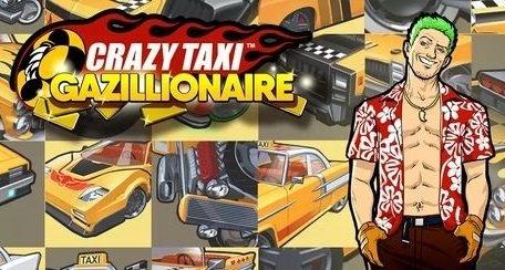 Crazy Taxi Gazillionaire APK