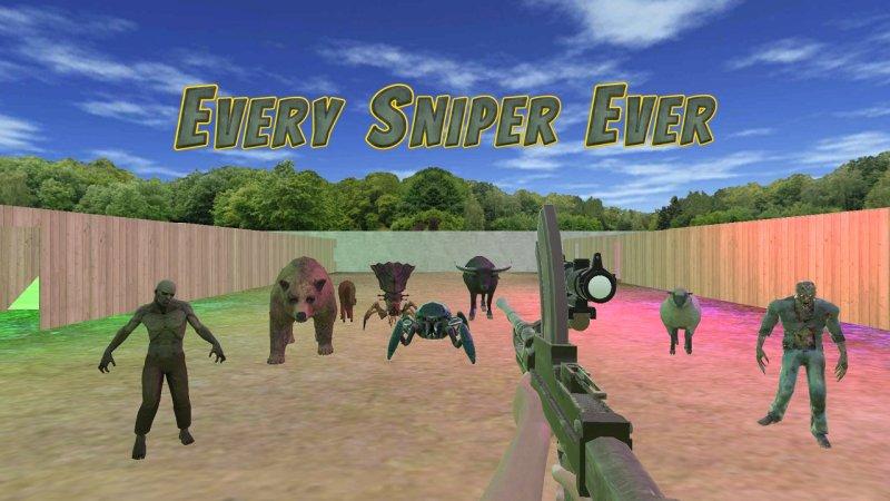 Every Sniper Ever