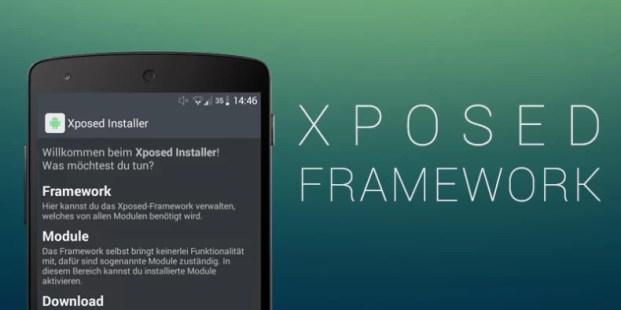 Xposed framework oficialmente disponível para Android 7.x Nougat [Download] 1