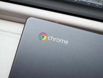 Chrome OS com pasta de ficheiros recentes 2